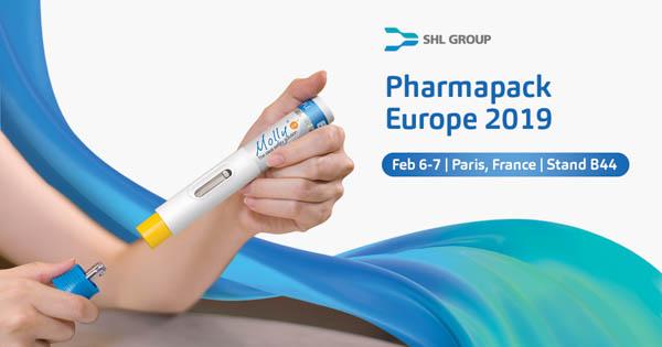 Press Release 201901 Pharmapack 2019