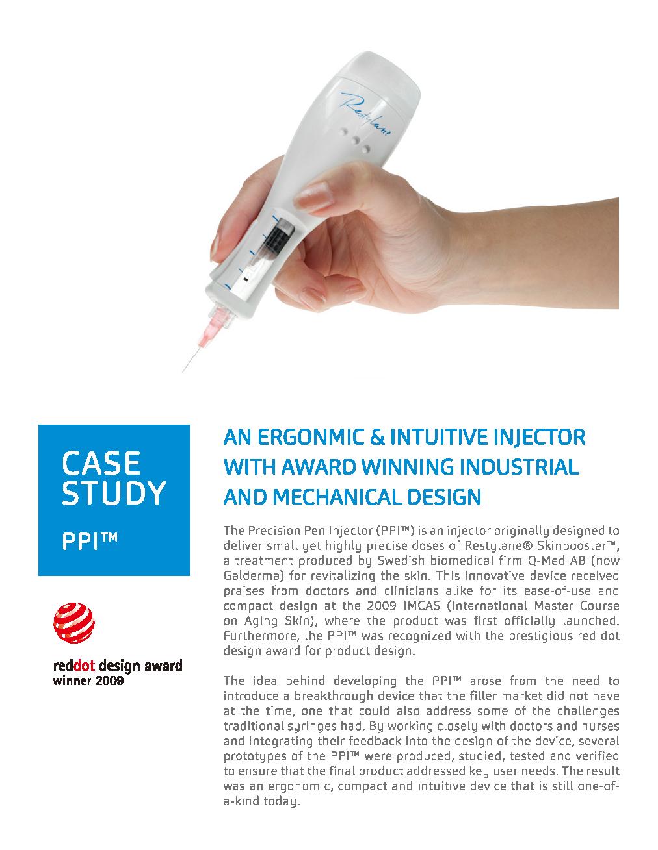 Case Study Shl Medical Ppi Auto Injector 2018 頁面 1
