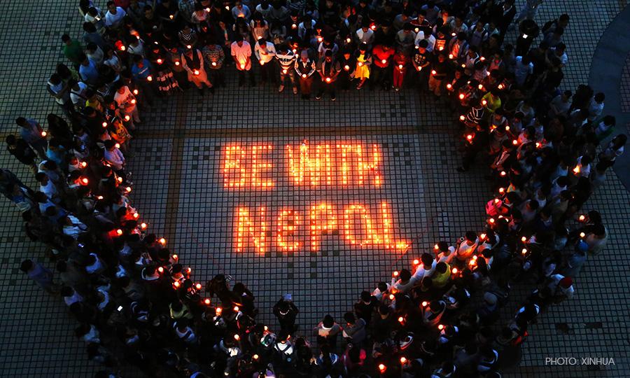 Nepal Earthquake Relief Shl Donations World Vision Web